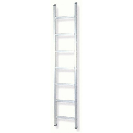 ESCALERA ALUM.12 PELD. 3.5MT. SIMPLE-FUERT