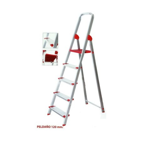 Escalera domest.elite 4p/12cm.