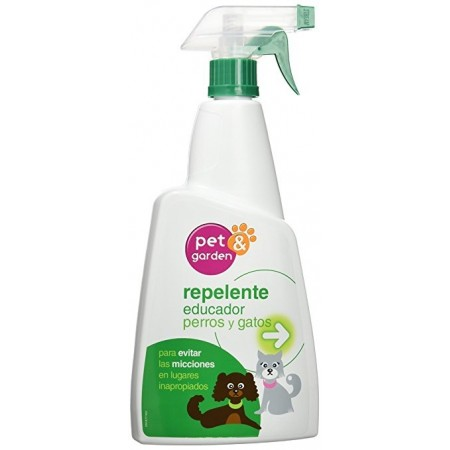 Repelente perros / gatos 750 ml.