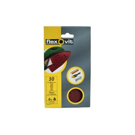 PAPEL VELCRO MOUSE P/_/120 95MM. BLIST/_/6