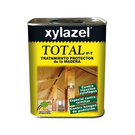 PORTECTOR TOTAL MADERA 750ML.