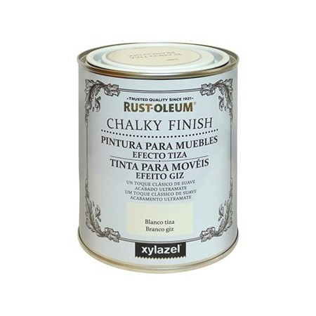 CHALKY FINISH 125 BLANCO TIZA LATA