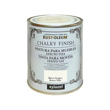CHALKY FINISH 125 BLANCO ANTIG LATA