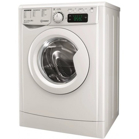 Lavadora Indesit Ewe71252w Eu 7kg 1200rpm Display A++ 93416