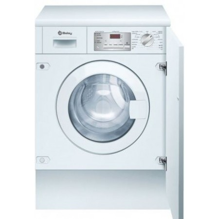 Lavadora Balay 3ti776bc Integrable 7kg 1200rpm Blanco 60x82 Display A++