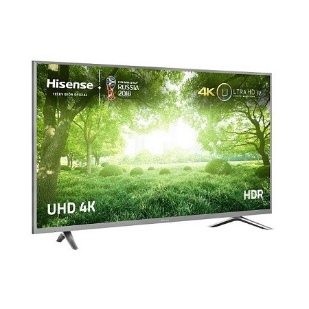 "Tv Hisense Led H60nec5600 60""inch"" 152,40 Cms Uhd 4k Smart Tv Wifi 3 Hdmi 2 Usb"