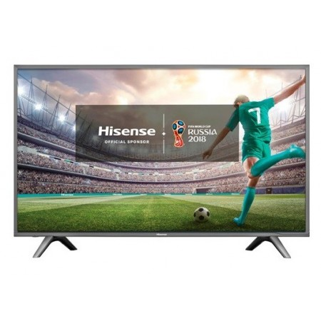 "Tv Hisense Led H55n5700 55""inch"" 139,70 Cms Uhd 4k Smart Tv Wifi 1200hz 3 Hdmi 2 Usb"