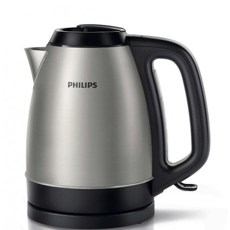 Hervidor Philips Hd9305/20 Acero Inoxidable 2200w De Potencia Capacidad: 1.5 Base Rotatoria De 360