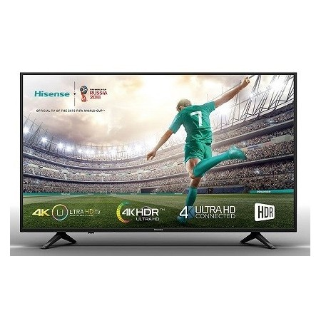 "Tv Hisense Led H55a6100 55""inch"" 139,70 Cms Uhd 4k Hdr Smart Tv Wifi Dvb T2+s2"