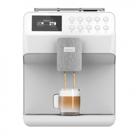 Cafetera Power Matic-ccino 7000 Blanca