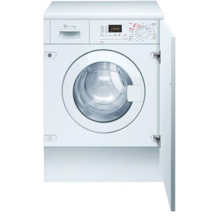 Lavadora Secadora Balay 3tw776b B Totalmente Integrable 60 Cm 7/4 Kg 1200 Rpm Blanco Display