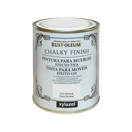 CHALKY FINISH 750 GRIS INVERN. LATA
