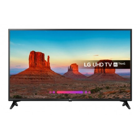 "Tv Lg Led 49uk6200pla 49""inch"" 124,46 Cms Uhd 4k Smart Tv Wifi 3hdmi 2usb"