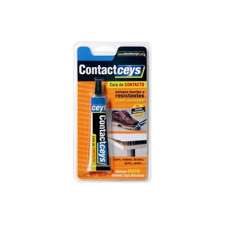 CONTACTCEYS CONTACTO 30ML. BLISTER