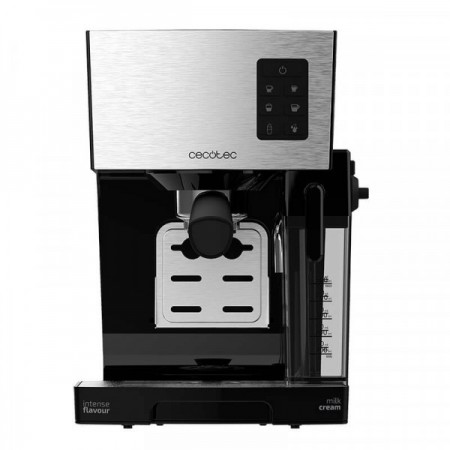 Cafetera semiautomática Power Instant-ccino 20 Touch Serie Nera Cecotec