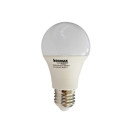 LAMPARA LED A60/_/6W/_/E27 STANDAR L/CALID/_/3000