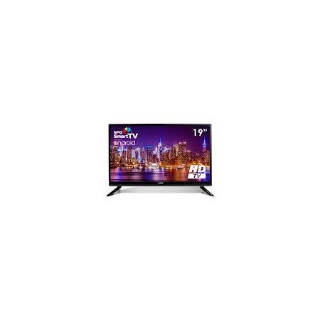 "Tv Npg Led S412l19h 19""inch"" 48,26 Cms Hd Ready Smart Tv Android Wifi Tdt2 Usb Hdmi"