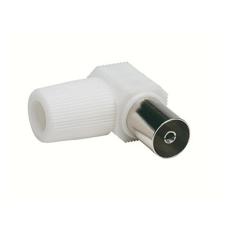 CONECTOR TV 9,5MM. 3113 HEMBRA