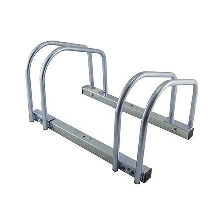 47x33x27cm. SOPORTE 2 BICI PARKING METALIC