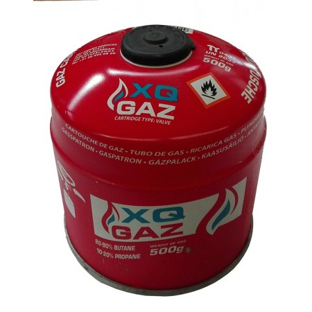 CARTUCHO GAS 500 GR.