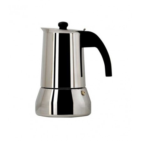 CAFETERA INOX.IND.AROMA 4T