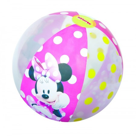 PELOTA HINCH.51CM.MINNIE 91039