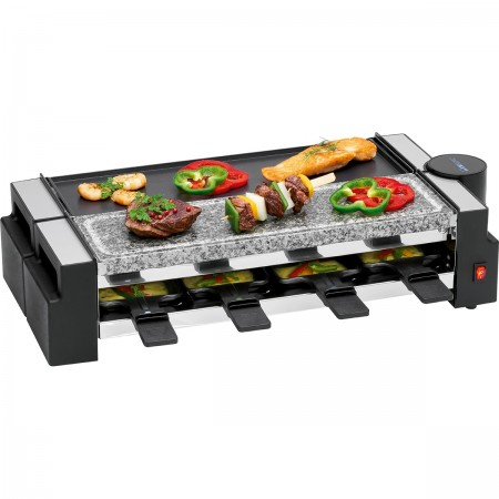 Clatronic Raclette /_/ Grill con piedra natural RG 3678