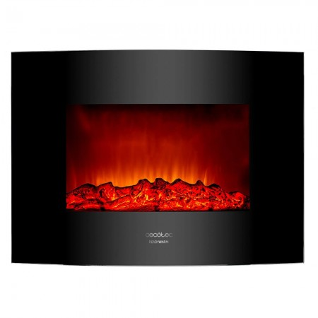 Ready Warm 2200 Curved Flames