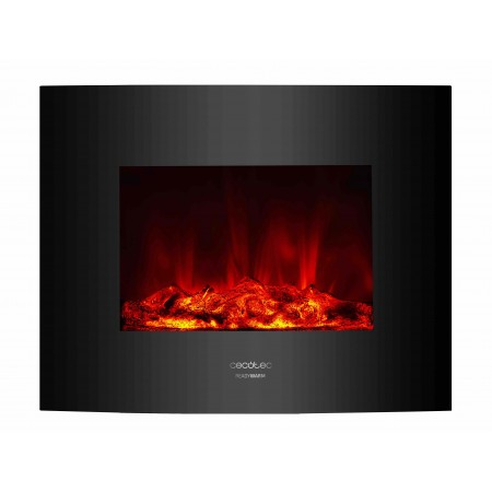 Ready Warm 2600 Curved Flames