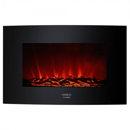 Ready Warm 3500 Curved Flames