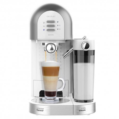 Cafetera semiautomática Power Instant-ccino 20 Chic Serie Bianca