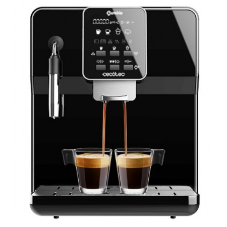 Cafetera Power Matic-ccino 6000 Serie Nera