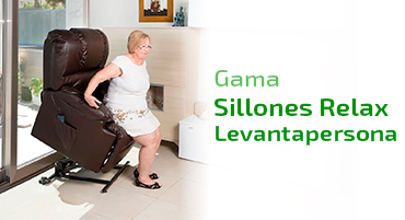 sillon relax levantapersona