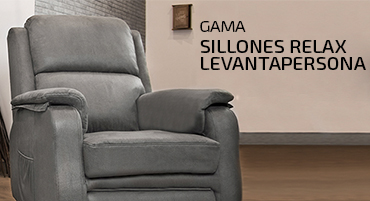 gama sillones relax levantapersonas